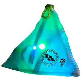 Big Agnes mtnGLO Telt- og campinglys, blå/grøn